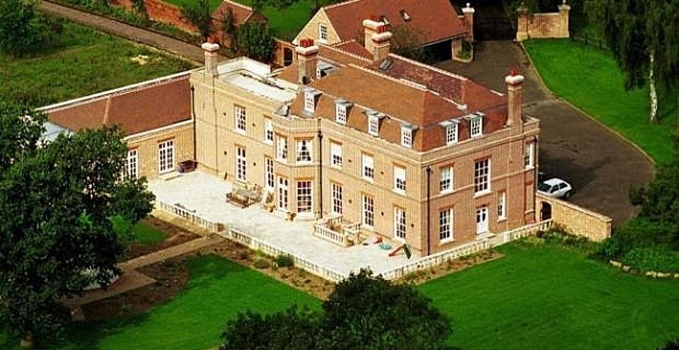 El palacion Beckham