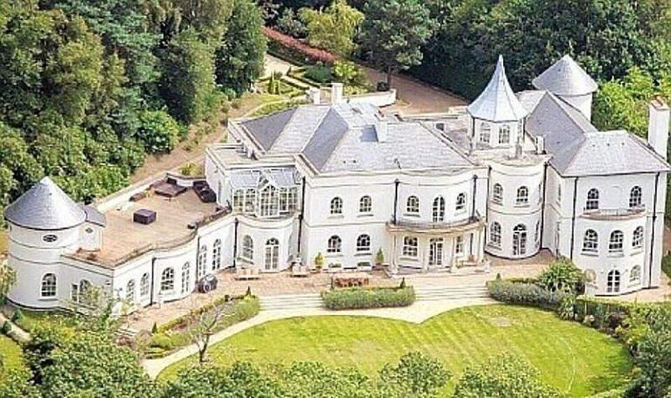 La imponente mansión Drogba -Diez.hn