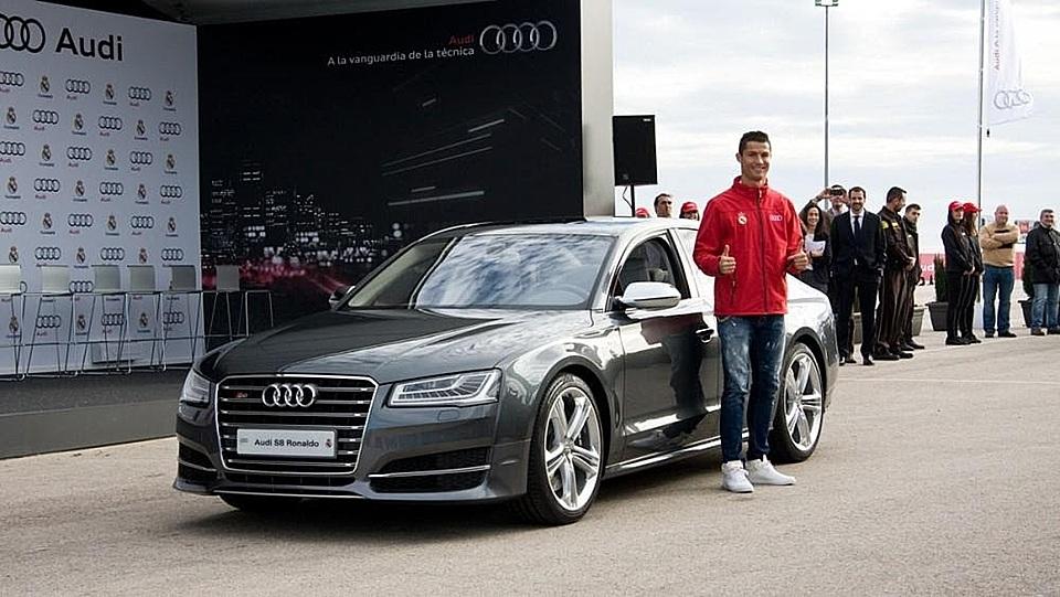 Audi Ronaldo - MotorSports